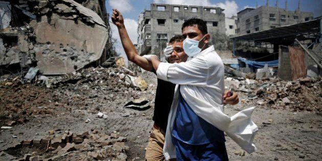 Palestinos que viven en España:
