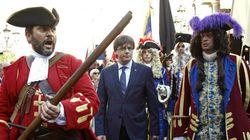 Puigdemont planteará este mes una propuesta de referéndum en