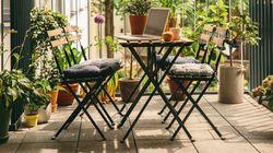 Cómo reconvertir tu terraza sin gastar