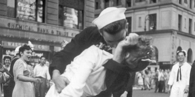 Muere la enfermera del beso que simbolizó el fin de la II Guerra