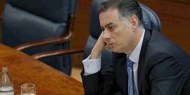 El exconsejero López Viejo ingresó 450.000 euros en un banco
