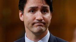 Justin Trudeau causa una trifulca sin precedentes en el Parlamento