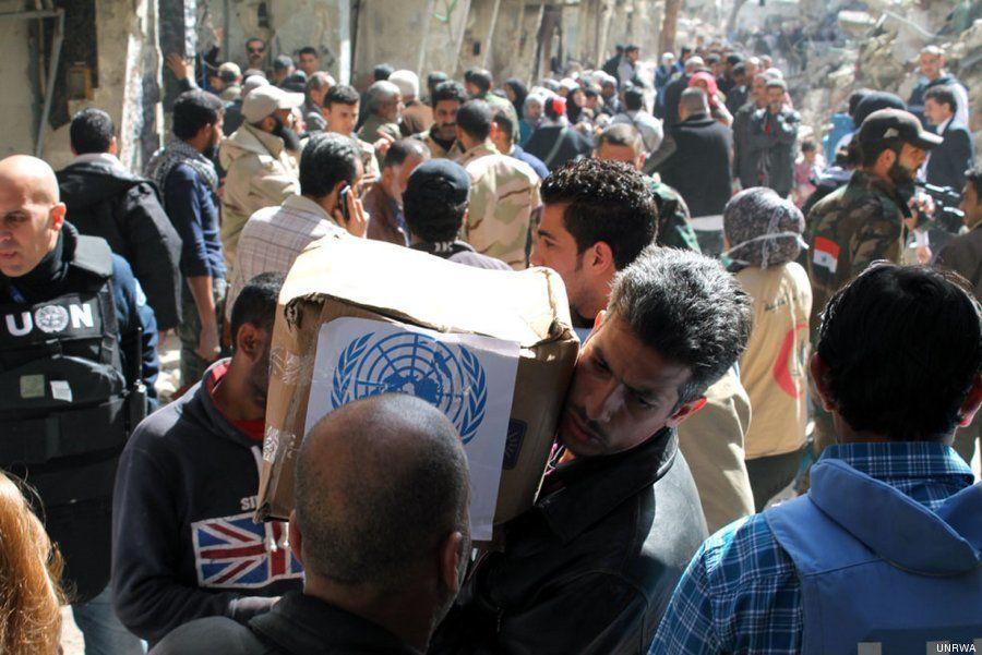 Naciones Unidas retrata el
