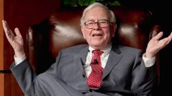Warren Buffett ganó 416 dólares al segundo en