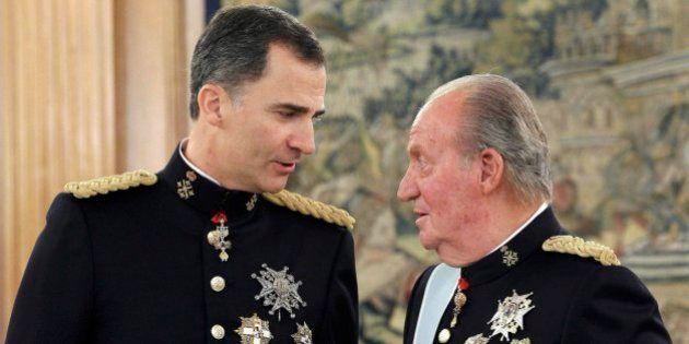 Felipe VI prepara cambios en la Casa del