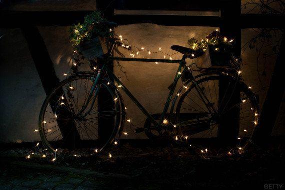 Trucos para que la bicicleta no sea un estorbo en la