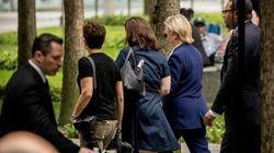 Hillary Clinton se desmaya y abandona los actos en memoria del 11-S