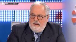 Cañete achaca el expediente de Bruselas al éxito del fútbol