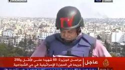 Este periodista rompe a llorar mientras informa sobre Gaza