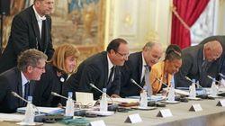 Alarmado por la criminalidad, Hollande mete mano en