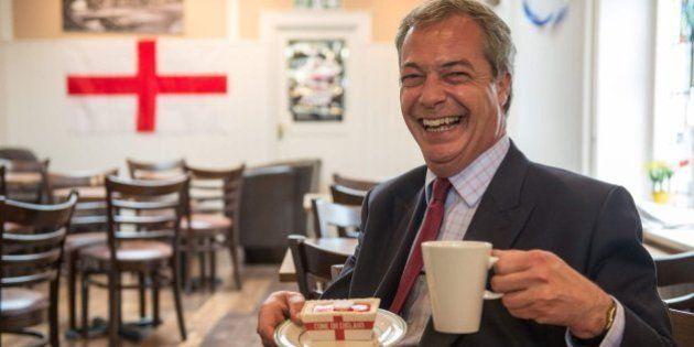 Farage, uno de los defensores del 'Brexit', no tiene
