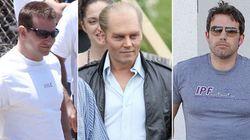 Actores que se transforman: el cambio de Ben Affleck, Bradley Cooper y Johnny Depp