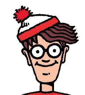 La fórmula infalible para encontrar a Wally en pocos