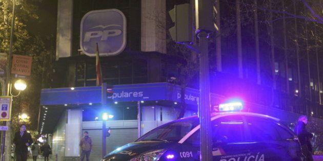 El juez Ruz envía a la Policía a la sede del PP a por documentación sobre la reforma del
