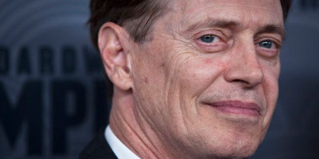 Actor Steve Buscemi arrives for the premiere of HBO's television