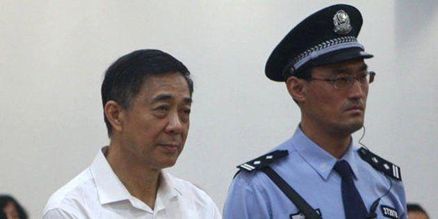 El exdirigente chino Bo Xilai niega en su juicio los cargos de corrupción que se le