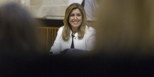 Susana Díaz anuncia el adelanto electoral en Andalucía para el 22 de