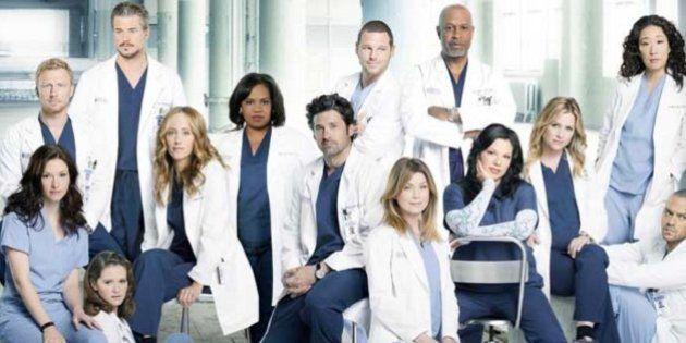 Sara Ramirez (Callie Torres) deja 'Anatomía de Grey' después de 10