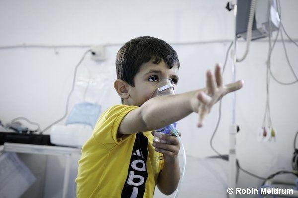 Siria: carta abierta a los Estados y actores implicados en el