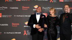 La lucha contra el sida reúne a cientos de famosos en
