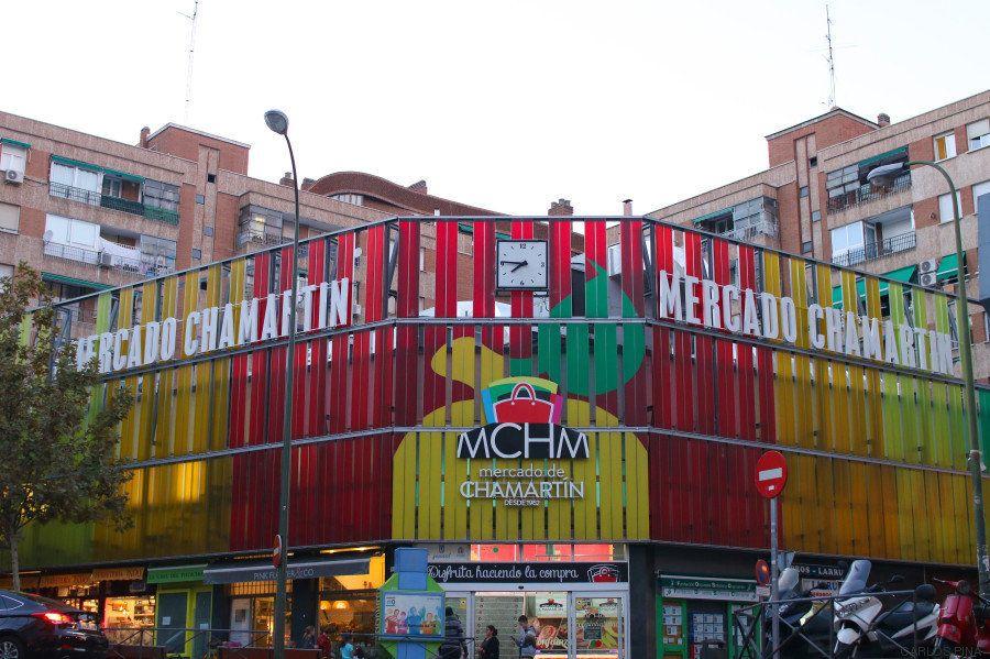 Ruta de mercados por Madrid, entre la vanguardia y la