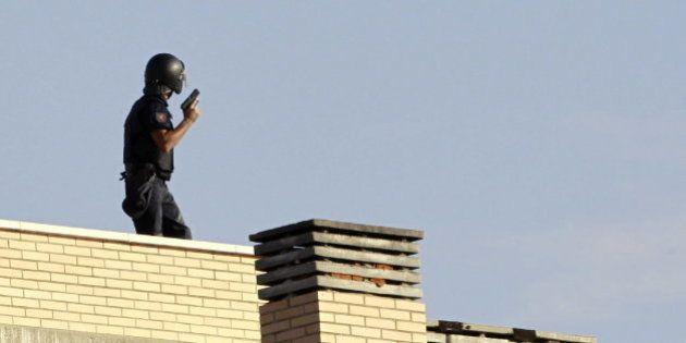 Tiroteo en el madrileño barrio de Sanchinarro: Un hombre herido de