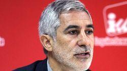 Madrid pide a Llamazares que se disculpe por su comentario