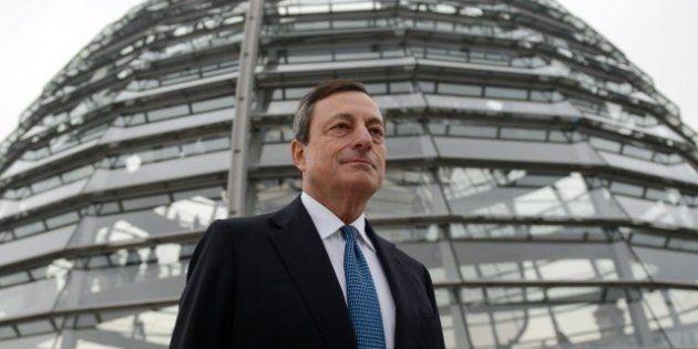 Mario Draghi trata de tranquilizar a una Alemania recelosa del rescate de