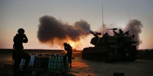 Los ataques israelíes en Gaza dejan al menos 660 muertos