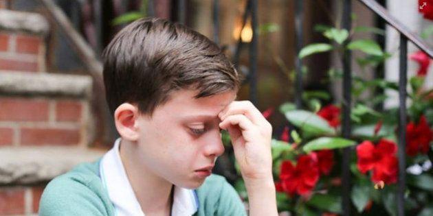 La confesión del niño gay que ha conmovido a Hillary Clinton y Ellen