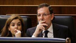 Rajoy vuelve a Cataluña arropado por varios miembros del