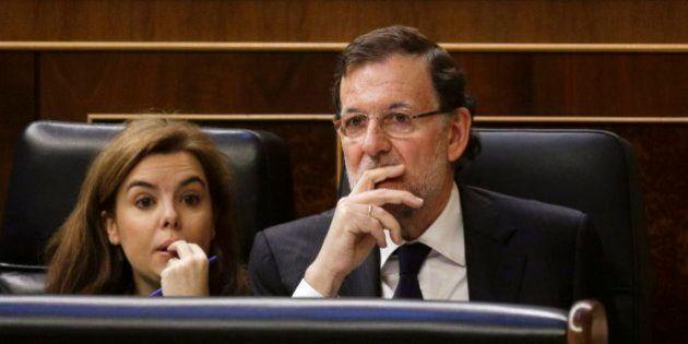 Rajoy vuelve a Cataluña arropado por varios miembros del Gobierno y del