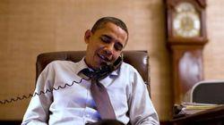 Obama y el presidente iraní mantienen una