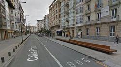 Un hombre posiblemente armado obliga a cortar una calle de
