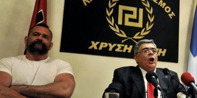 Nikos Mijaloliakos: detenidos el líder y un diputado del partido neonazi griego Amanecer