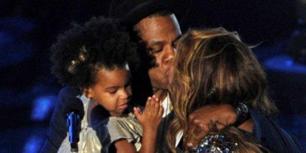 Blue Ivy, la hija de Beyoncé, protagonista de los MTV Video Music Awards 2014
