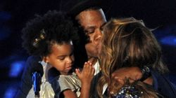 Blue Ivy, la hija de Beyoncé, protagonista de los MTV Video Music Awards 2014