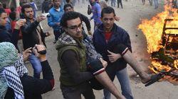 Egipto celebra en un ambiente violento el tercer aniversario de la