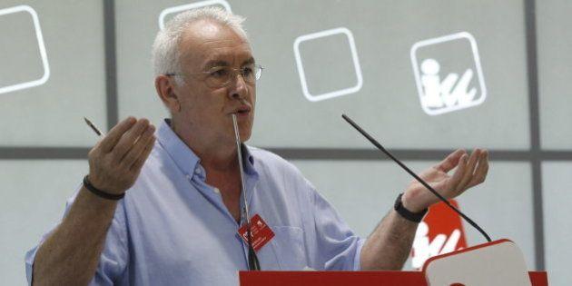 La dirección de IU rompe definitivamente con Madrid, con el apoyo de Cayo