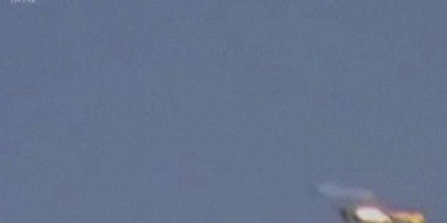 Los rebeldes sirios afirman haber derribado un avión del