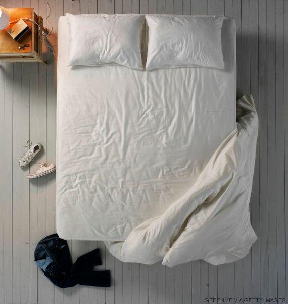 Esto es lo que ocurre si no cambias las sábanas con demasiada