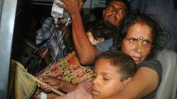 Mueren 20 niños indios por una comida contaminada en un