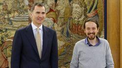 Pablo Iglesias culpa al PSOE de dar portazo a un último