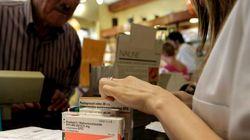 El copago reduce el gasto farmacéutico en un