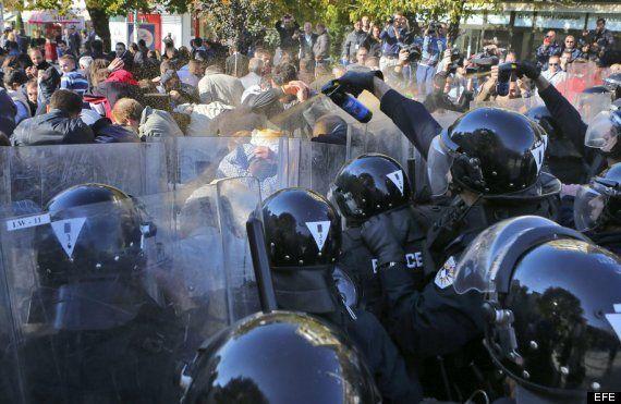 Amnistía Internacional alerta del uso excesivo de la fuerza policial en las manifestaciones en