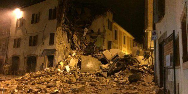 Los habitantes del centro de Italia, exhaustos y aterrorizados tras más