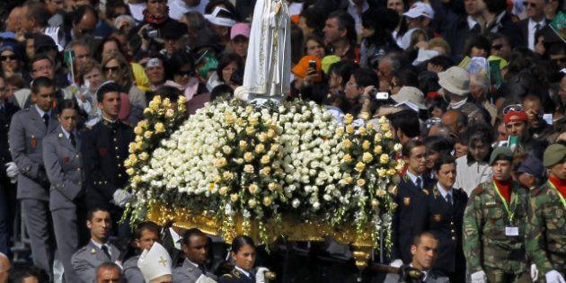 Los católicos claman en Fátima contra el