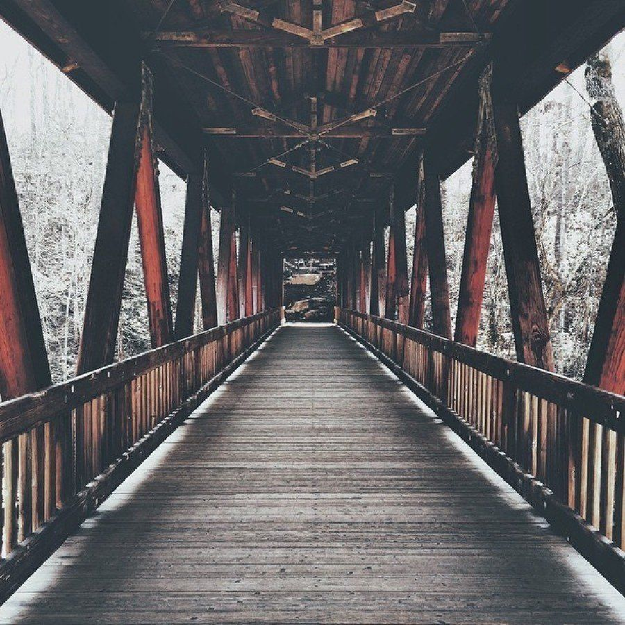 Puentes, pasos y viaductos: fotos de arquitectura para disfrutar