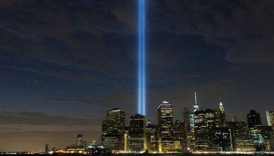 Así se recordó a las víctimas de los atentados del 11-S