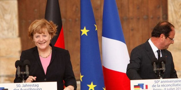 Alemania crece una décima más de lo previsto y Francia se estanca en el segundo trimestre del